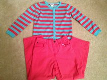 Girls 5T Sweater & Pants Set in Chicago, Illinois