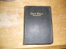 holy bible in Yorkville, Illinois