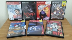 More PS2 Games in Travis AFB, California