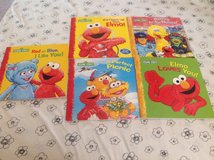 Elmo books in Naperville, Illinois