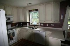 Cabinets all wood wholesale prices 3 to 7 days 910-340-0556 in Camp Lejeune, North Carolina