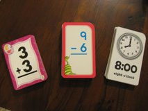 Flash Cards - 3 Sets in Glendale Heights, Illinois