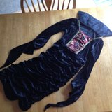 Vampire Queen Halloween Costume (Size M, 8-10) in Joliet, Illinois