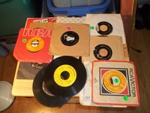 ELVIS 45 RPM RECORDS  11 OF HIS BEST in Perry, Georgia