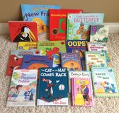 Assortment of Books for Young Readers in Oswego, Illinois