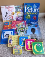Assortment of Books for Young Readers in Joliet, Illinois