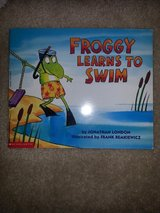 Froggy Learns to Swim book in Camp Lejeune, North Carolina