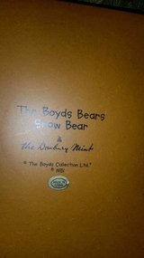 The Boyds Bears Discontinue Reduce in DeRidder, Louisiana