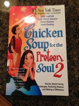 Chicken Soup for the Preteen Soul(shown), also have 'Teen', & 'Christian Teen' in Oswego, Illinois