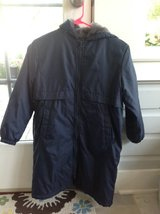 Kids Navy Blue Kiefer Brand Swim Parka Size  M (7-8) in Glendale Heights, Illinois