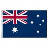 Flag ~ Australia ~ 3ft x 5ft ~ New in Fort Lewis, Washington