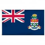 "Flag ~ ""Blue"" Cayman Islands ~ 3ft x 5ft ~ New in Fort Lewis, Washington"