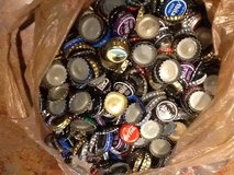 Bottle caps in Morris, Illinois