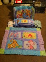 Disney PooH Crib Bedding Set in Fort Benning, Georgia