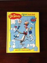 Dr. Seuss Jigsaw Puzzle Book with Six 48-Piece Puzzles in Westmont, Illinois