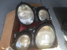 Clk 320 Benz lights in Vacaville, California