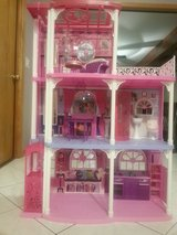 Barbie 3 Story Dream TownHouse with Furnitures in Naperville, Illinois