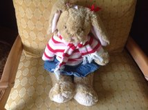 Bunny build a bear in New Lenox, Illinois