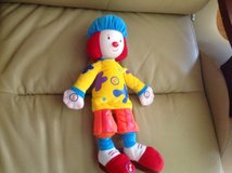 Jojo's circus get up and play electronic doll in Naperville, Illinois