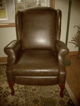 winged recliner in DeKalb, Illinois