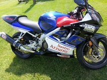 CBR600 F4i, won't find another F4i that looks like this one. Mechanically Perfect, zero problems. in Fort Campbell, Kentucky