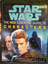 "Star Wars ""The New Essential Guide To Characters"" in Hinesville, Georgia"