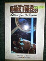 "Star Wars DARK FORCES ""Soldier For The Empire"" in Hinesville, Georgia"