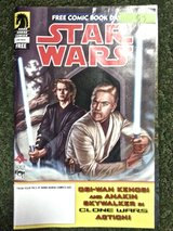 Star Wars Comic Book in Hinesville, Georgia