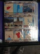 Desert Storm collection cards in Houston, Texas