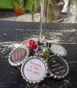 Wine Glass Charms in Ramstein, Germany