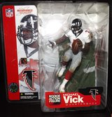 Michael Vick McFarlane's sports picks in Camp Pendleton, California