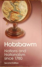 Nations and Nationalism since 1780  by Hobsbawn in Beaufort, South Carolina