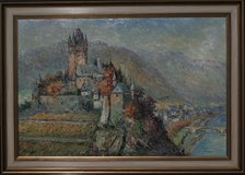 Cochem Oil Painting in Spangdahlem, Germany