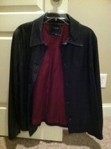 Women's Black Leather Jacket in Warner Robins, Georgia
