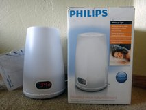 Philips Wake-up Light/Alarm Clock (Model Hf3470) in Fort Leonard Wood, Missouri
