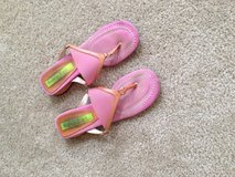 Materia prima pink size 7 sandal leather soled in Plainfield, Illinois