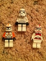 Lego Storm Trooper figures in Camp Lejeune, North Carolina
