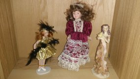 doll figurines in The Woodlands, Texas