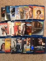 18  Blu-ray DVDs in Camp Lejeune, North Carolina