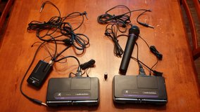 Audio-technica Wireless instrument system in Camp Lejeune, North Carolina
