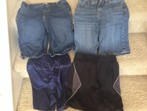 (Sz 8 Boys) 4 SHORTS, OshKosh & FILA in Baytown, Texas