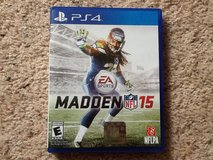 PS4 - Madden 15 in Camp Lejeune, North Carolina