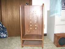 NEW WOOD PHONE BOOTH in Fort Campbell, Kentucky