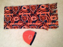 NEW!! Kids Chicago Bears Hat & Scarf in Joliet, Illinois