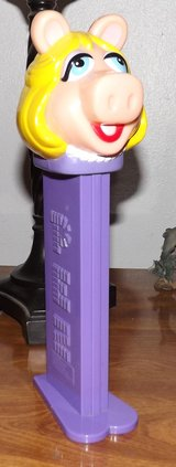 12 inch Miss Piggy Pez Dispencer in Camp Pendleton, California
