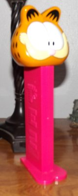 12 inch Garfield Pez Dispencer in Camp Pendleton, California