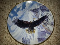 eagle plate 2nd in Ramstein, Germany