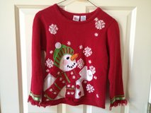 Girl L-6X Christmas Holiday Sweater in Bolingbrook, Illinois