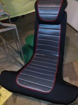 Gaming chair with audio, light and vibration in Lockport, Illinois