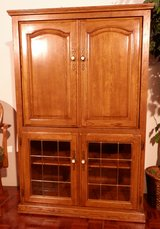 Real Nice TV Cabinet with Receeding doors in Ramstein, Germany
